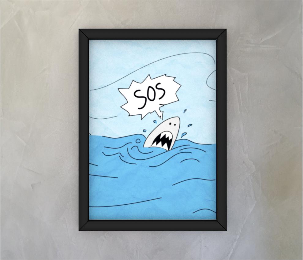 dobra - Quadro - SOS