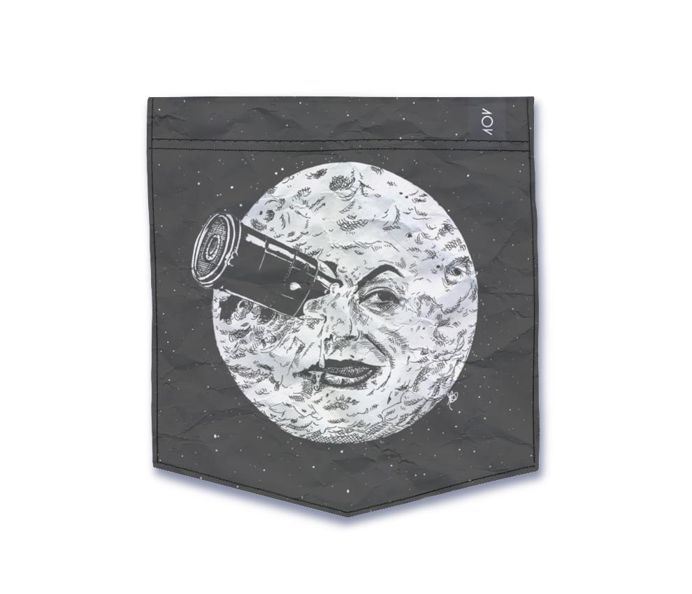 dobra - Bolso - Viagem à Lua