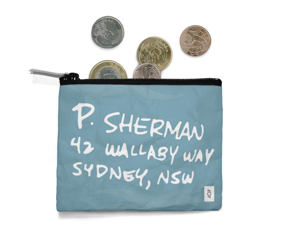 dobra - Porta Moedas - P. Sherman 42 Wallaby Way Sydney, NSW