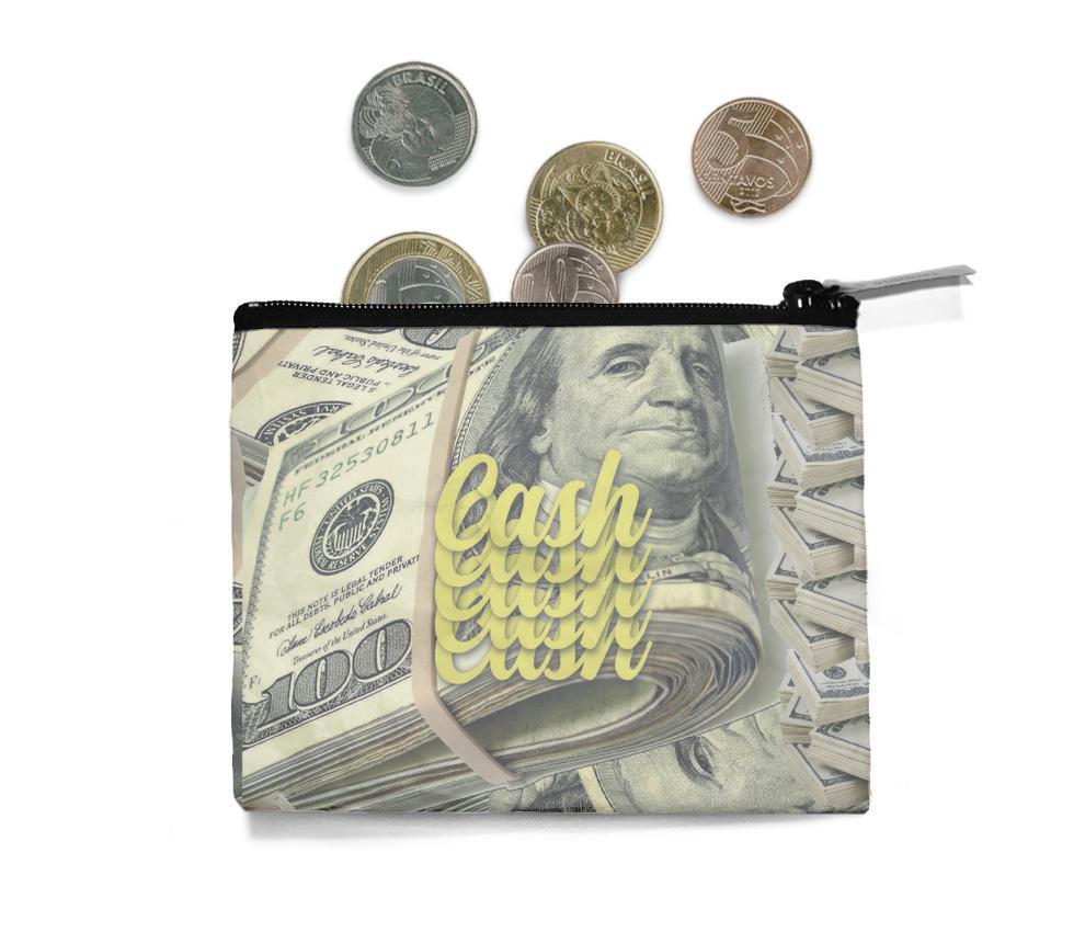 dobra - Porta Moedas - Dólar