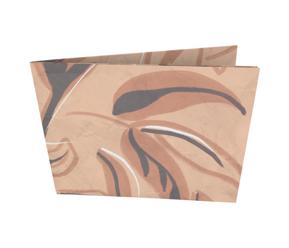 dobra - Nova Carteira Clássica - Abstrato Expressivo