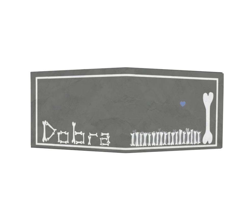 dobra - Nova Carteira Clássica - Bonetrousle