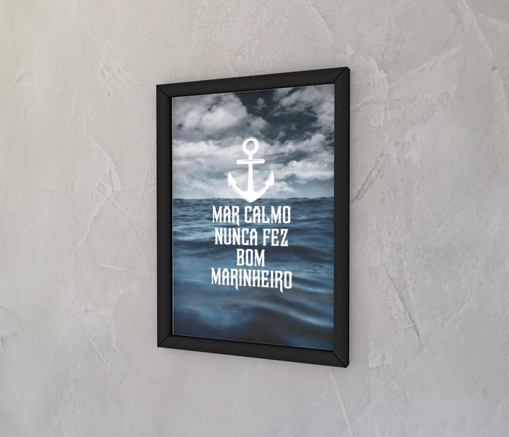 dobra - Quadro - bom marinheiro