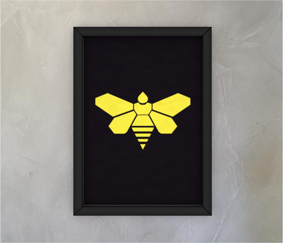 dobra - Quadro - Breaking Bee