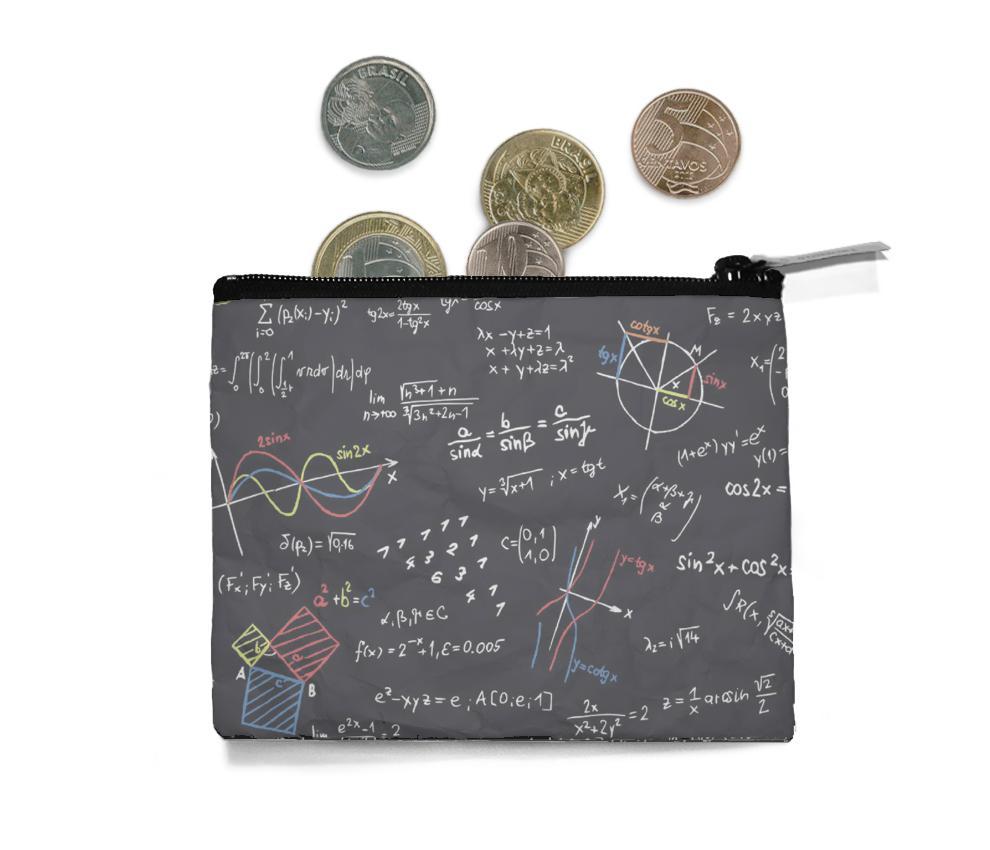 dobra - Porta Moedas - matemática