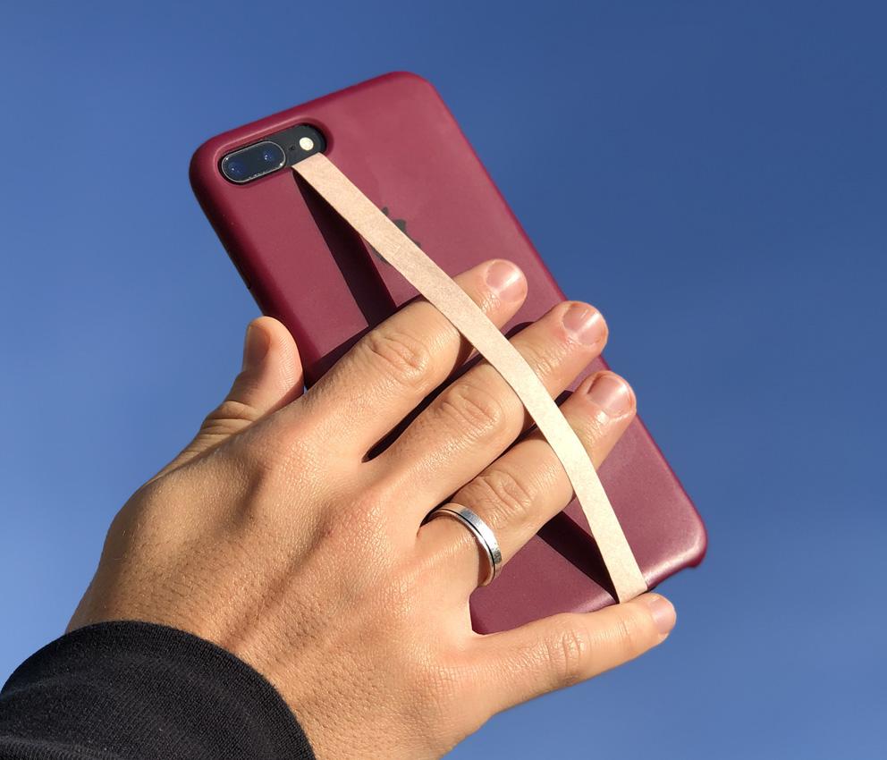 dobra fita celular kraft