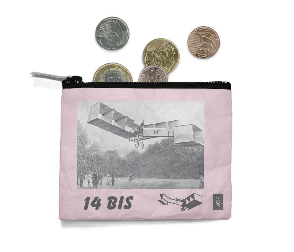 dobra - Porta Moedas - 14 Bis