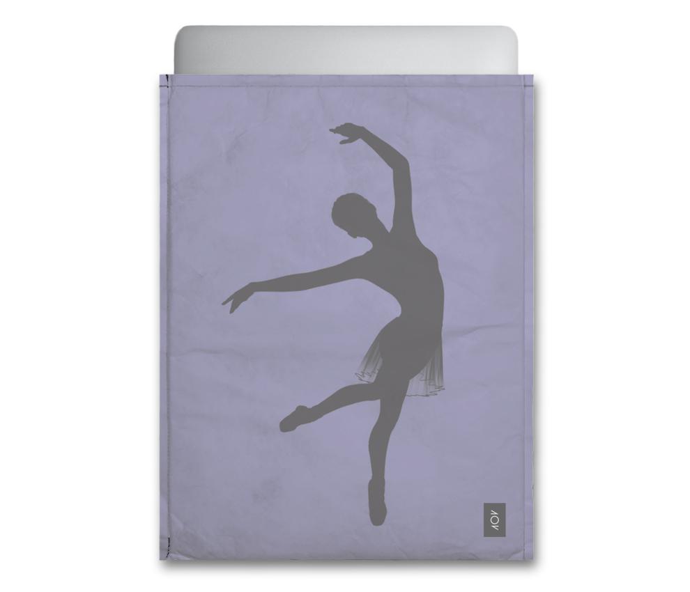 dobra - Capa Notebook - bailarina