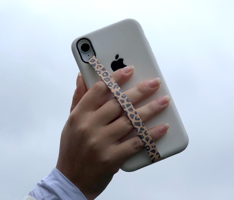 dobra phone strap oncinha
