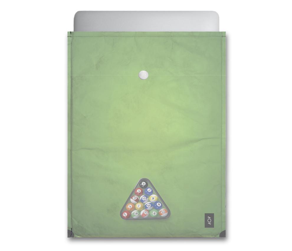 dobra - Capa Notebook - Bilhar