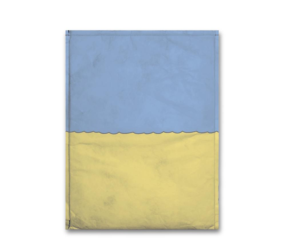 dobra - Capa Notebook - The one with long blue hair
