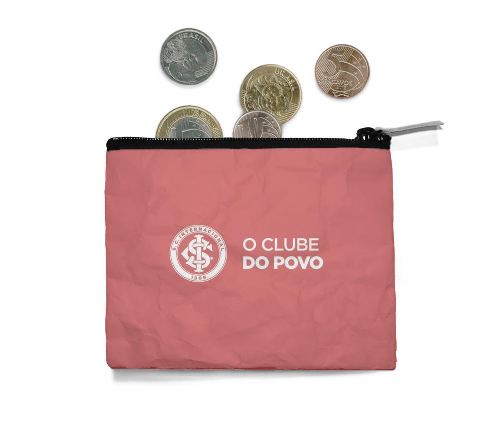 dobra - Porta Moedas - sport club internacional